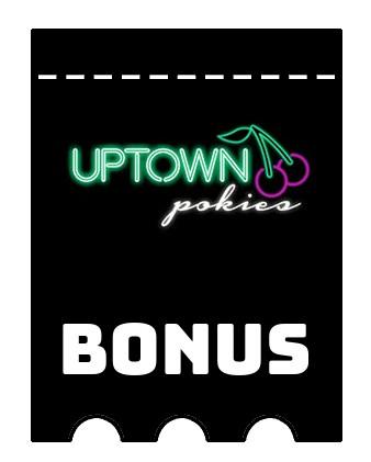 Latest bonus spins from Uptown Pokies Casino