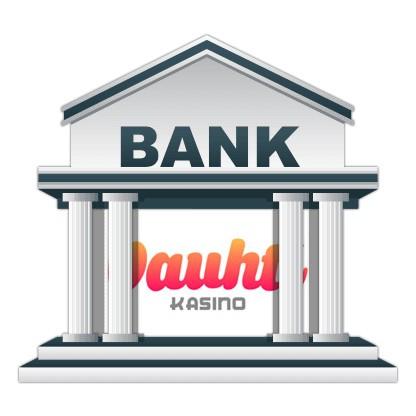 Vauhti - Banking casino