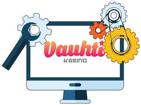 Vauhti - Software
