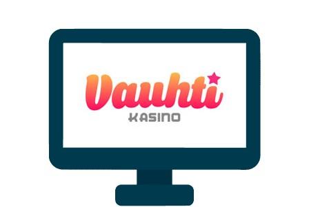Vauhti - casino review