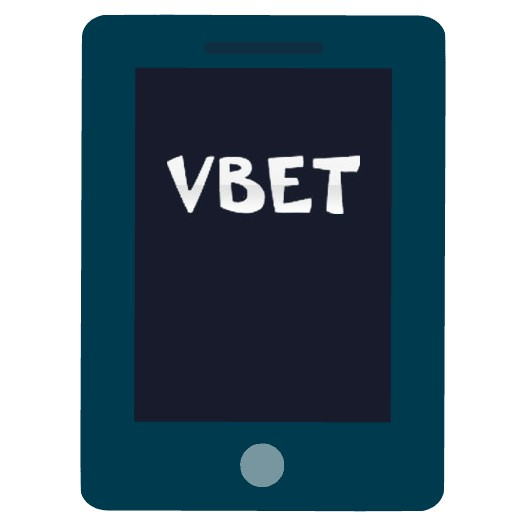 Vbet Casino - Mobile friendly