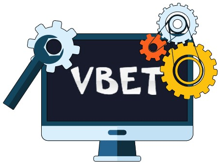 Vbet Casino - Software