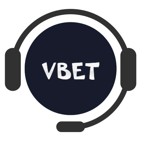 Vbet Casino - Support