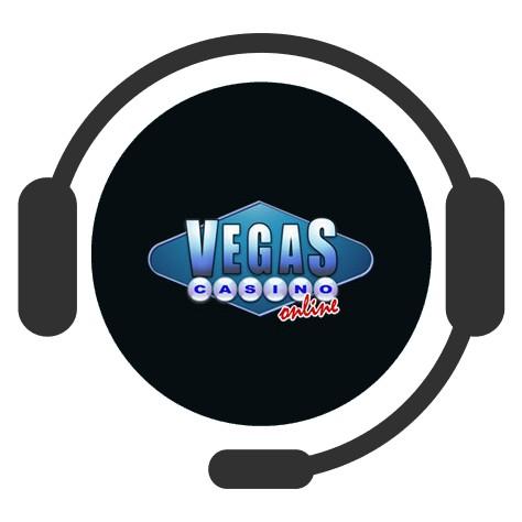 Vegas Casino Online - Support