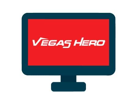 Vegas Hero Casino - casino review