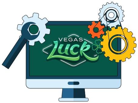 Vegas Luck Casino - Software