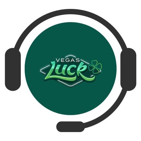Vegas Luck Casino - Support