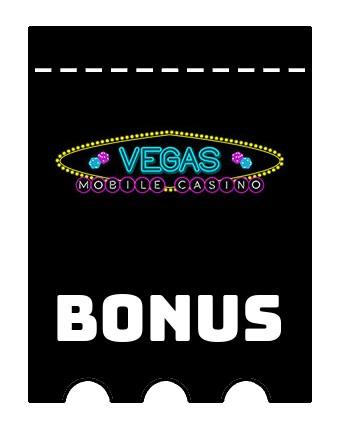Latest bonus spins from Vegas Mobile Casino