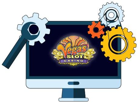 Vegas Slot Casino - Software