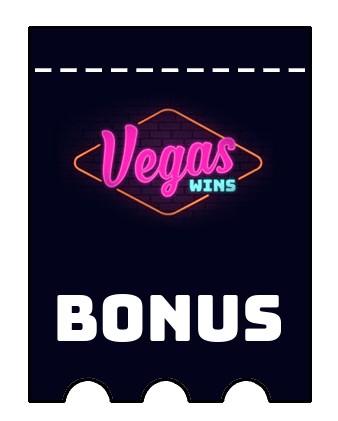 Latest bonus spins from Vegas Wins Casino