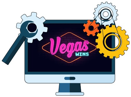 Vegas Wins Casino - Software