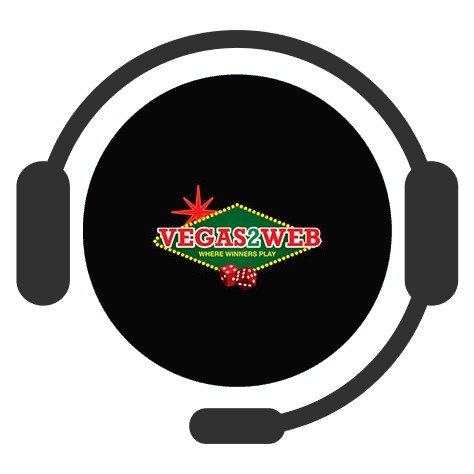 Vegas2Web Casino - Support