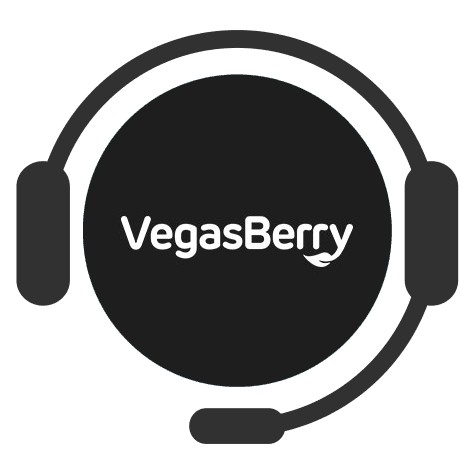 VegasBerry Casino - Support