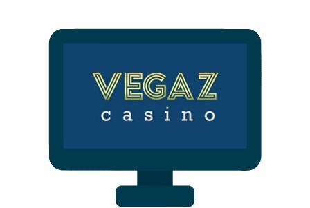 Vegaz Casino - casino review