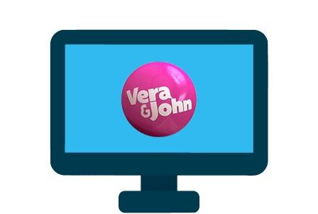 Vera and John Casino - casino review