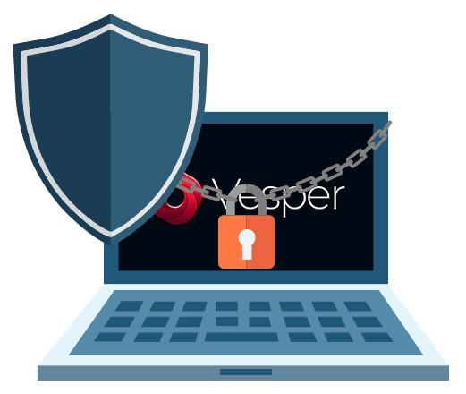 Vesper Casino - Secure casino
