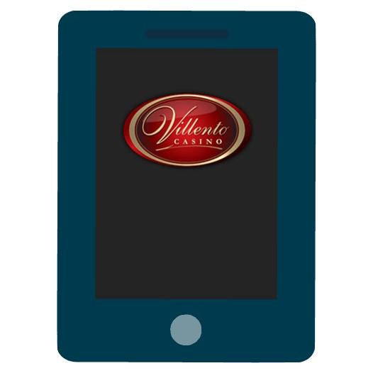 Villento Casino - Mobile friendly