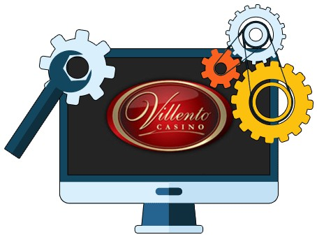 Villento Casino - Software