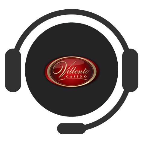 Villento Casino - Support