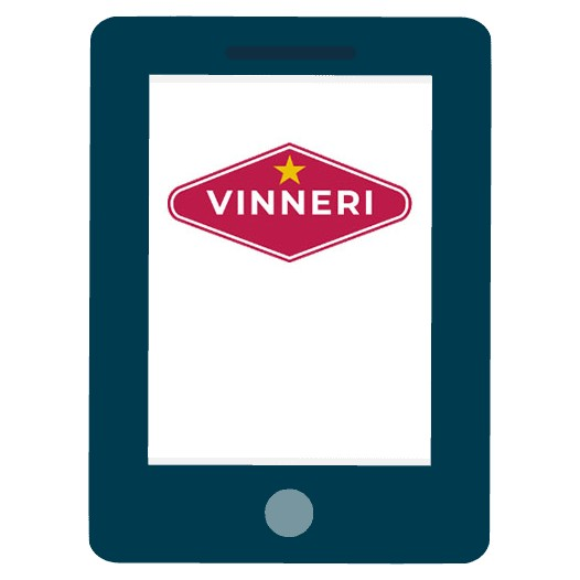 Vinneri - Mobile friendly
