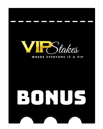 Latest bonus spins from VIP Stakes
