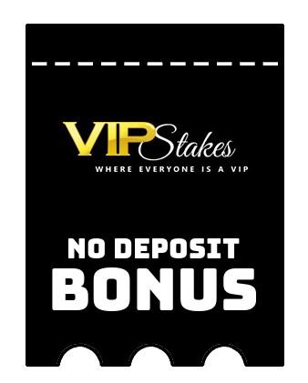 VIP Stakes - no deposit bonus CR