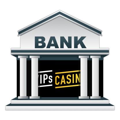 VIPs Casino - Banking casino