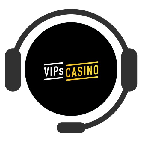 VIPs Casino - Support