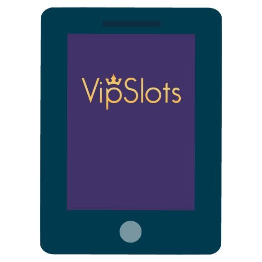 VipSlots - Mobile friendly
