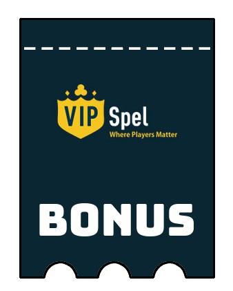 Latest bonus spins from VIPSpel