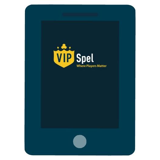 VIPSpel - Mobile friendly