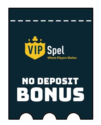 VIPSpel - no deposit bonus CR