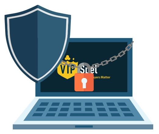 VIPSpel - Secure casino