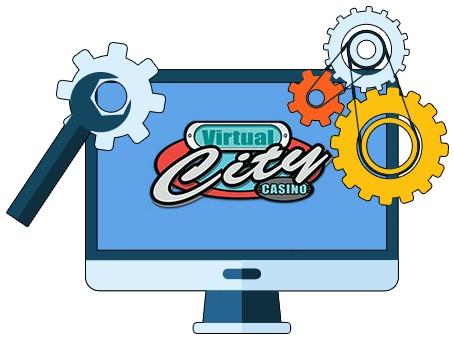 Virtual City Casino - Software