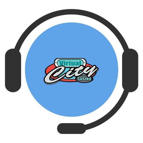 Virtual City Casino - Support