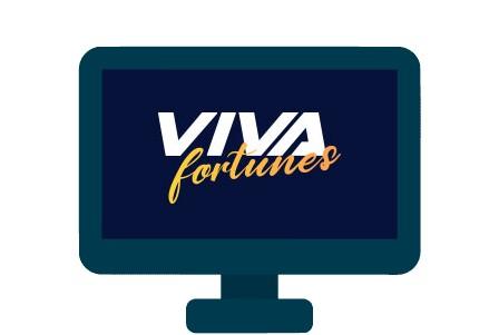 VivaFortunes - casino review
