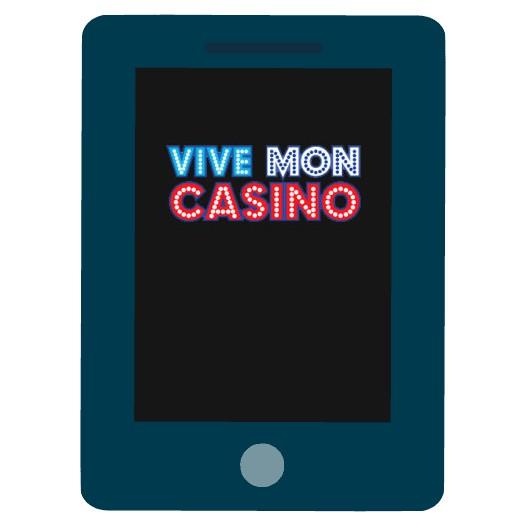 Vive Mon Casino - Mobile friendly