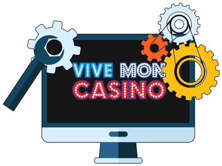 Vive Mon Casino - Software