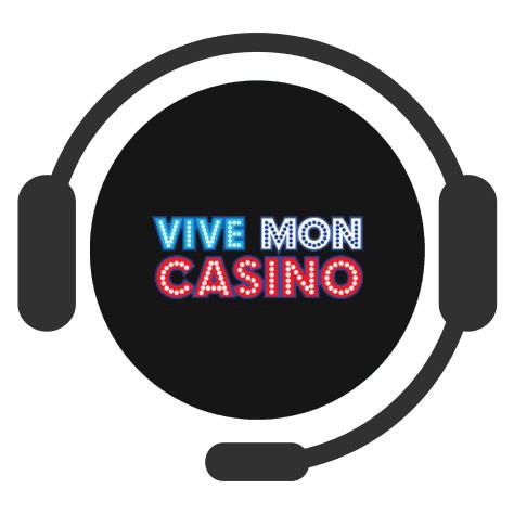 Vive Mon Casino - Support