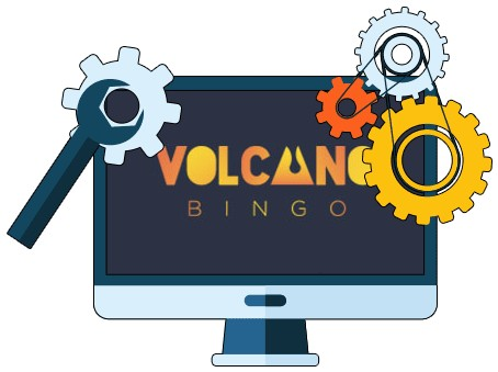 Volcano Bingo - Software