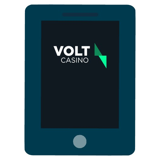 Volt Casino - Mobile friendly