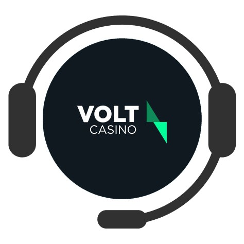 Volt Casino - Support