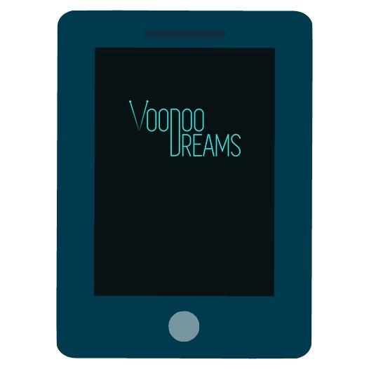 Voodoo Dreams Casino - Mobile friendly