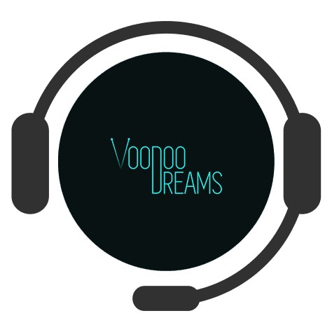 Voodoo Dreams Casino - Support