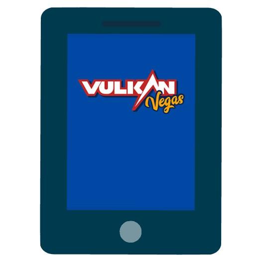 Vulkan Vegas Casino - Mobile friendly