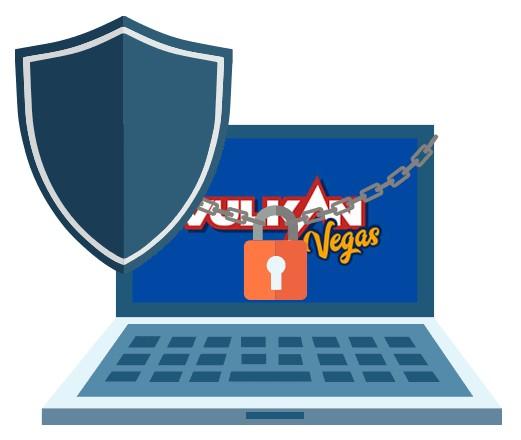 Vulkan Vegas Casino - Secure casino
