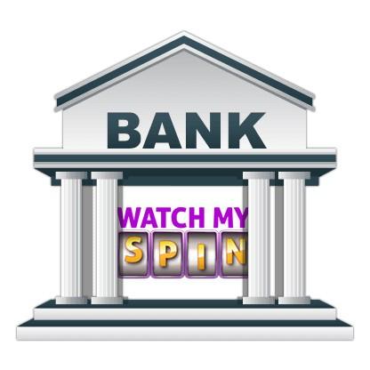 WatchMySpin - Banking casino