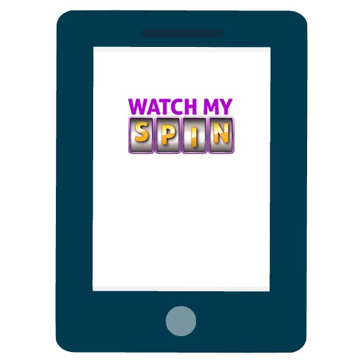 WatchMySpin - Mobile friendly