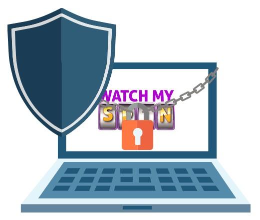 WatchMySpin - Secure casino