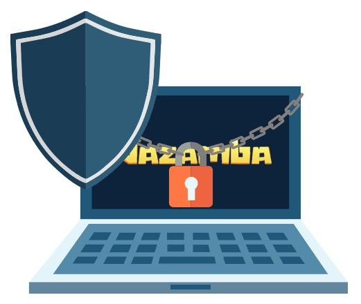Wazamba Casino - Secure casino